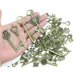 Bronze Keys