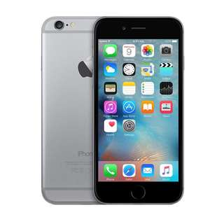 Kredit iPhone 6 16gb Grey Garansi Distributor Platinum 1 Tahun