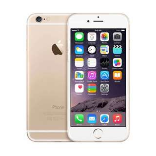 Kredit iPhone 6 16gb Gold Garansi Distributor Platinum 1 Tahun