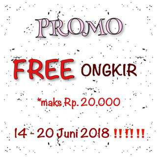 FREE ONGKIR (VS & BBW ONLY)