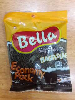 New Messes Coklat Brand Bella Ekonomis Pack