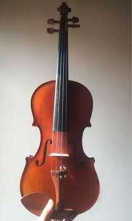 Violin 4/4 Capanolli v150 (biola)