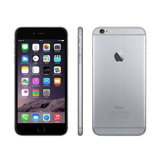 Kredit iPhone 6 Plus 16gb Grey Garansi Distributor Platinum 1 Tahun
