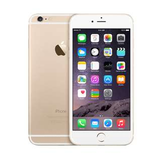 Kredit iPhone 6 Plus 16gb Gold Garansi Distributor Platinum 1 Tahun