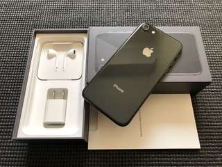 Iphone 8 64gb Gray Factory Unlocked Complete Like New
