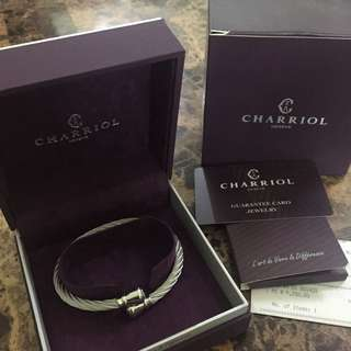 Charriol Bangle Celtic small