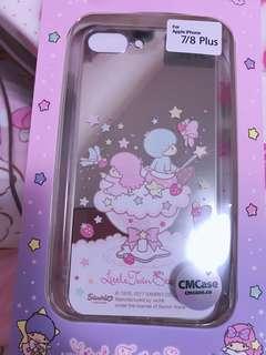 最新Little twin star 鏡面iPhone 7/8 Plus