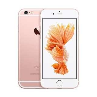 Kredit iPhone 6s 16gb Rosegold Garansi Distributor Platinum 1 Tahun