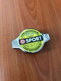 Dsport Radiator Cap