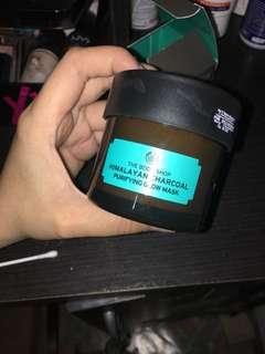 Body Shop Himalayan Charcoal