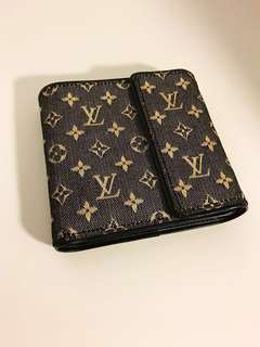 100% Authentic Louis Vuitton Monogrammed Trifold Wallet (Brand New)