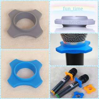(J14)Free Mail 2pcs Wireless Microphone Holders / Stopper