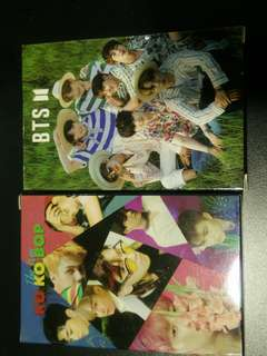 [√] BTS / EXO POKER CARDS