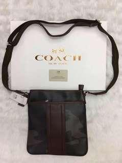 Coach Men's Sling Bag