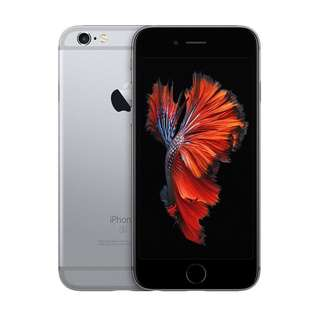 Kredit iPhone 6s 32gb Grey Garansi Distributor Platinum 1 Tahun