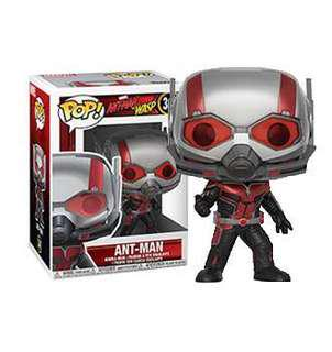 Funko Pop Ant-Man and The Wasp - Ant-Man