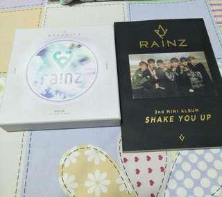 [wts] rainz albums