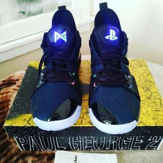 Nike Paul George PG 2 PlayStation with LED