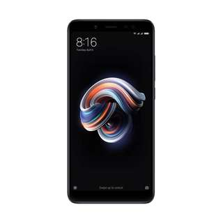 Kredit Redminote 5 Pro 4/64 Black Garansi Distributor