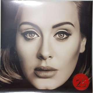 Vinyl LP : Adele - 25