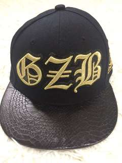 Reduced Authentic YG x Snapback GZB CL from 2NE1 Cap