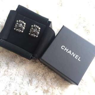 Chanel Earrings vintage style