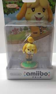 Amiibo - Animal Crossijg
