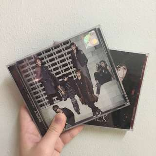 Pre-loved Album CD Cube Entertainment