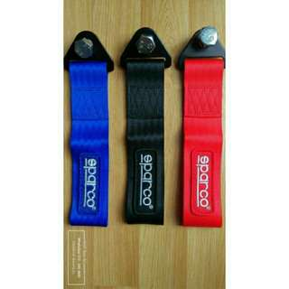 Towing sparco nylon