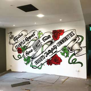 Mural Painting Service
