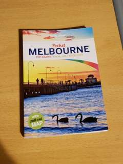 Melbourne, Australia Pocket Travel Guide Book by Lonely Planet