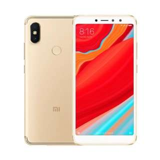 Kredit Xiaomi Redmi S2 Gold 3/32gb Garansi Distributor