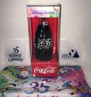 東京迪士尼35週年版可樂