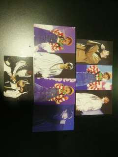 [√] BTS UNOFFICIAL PHOTOCARDS