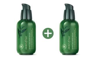 Innisfree Green Tea Seed serum (buy 1 get 1 free)