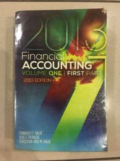Financial Accounting Vol. 1 (Part 1 & 2)