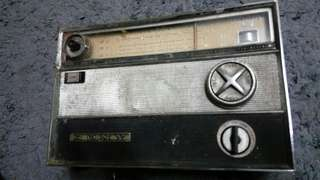 Sony transistor 1962