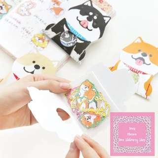 30pcs Shiba Inu Japanese Dog Sticker Pack