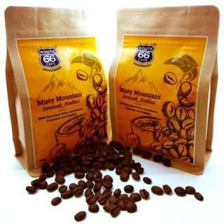 MISTY MOUNTAIN SARAWAK ARABICA PREMIUM ROASTED BEAN (Limited Edition)