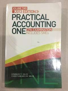 Practical Accounting One (Vol. 2)
