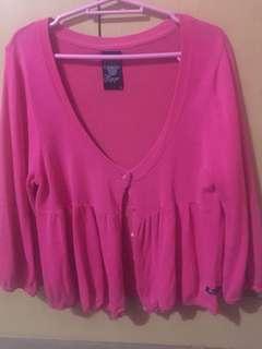 Pink crop top Bayo