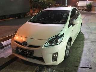 Prius 1.8 - Dec 2011