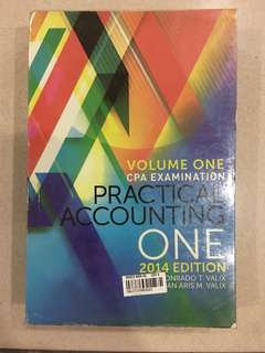 Practical Accounting One ( Vol. 1)