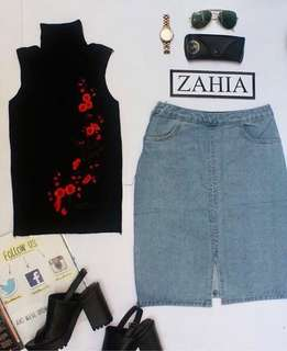 Zahia skirt small