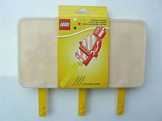 Lego 雪條模 Minifigure Ice Lollipop Popsicle Mould