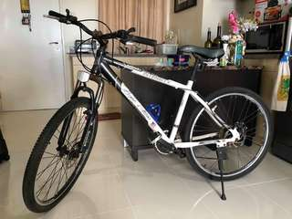 SGM Light Alloy Mountain Bike