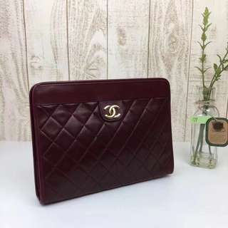 Chanel Vintage Cluch