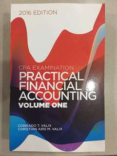 Practical Financial Accounting (Vol. 1 & 2)
