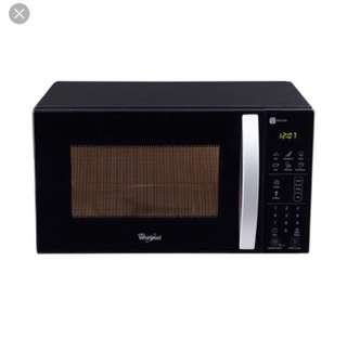 MICROWAVE OVEN MWX203 BLACK