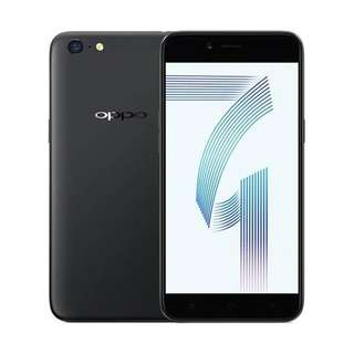 Kredit Oppo A71 Black 2/16GB